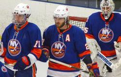 PAL Junior Islanders Tender Four Players