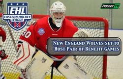 New England Wolves Benefit Games