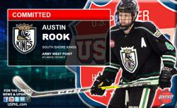 Premier Defenseman Austin Rook Commits to the US Military Academy