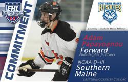 Papayoanou Commits to Southern Maine