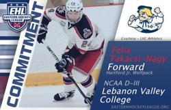Takacsi-Nagy Commits to Lebanon Valley College