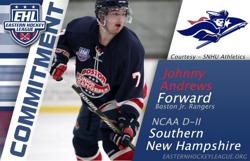 Andrews Commits to Southern New Hampshire