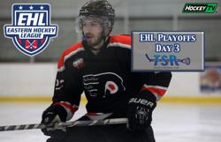 2017 EHL Playoffs — DAY 3
