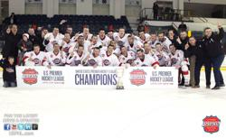 Elite Division: Charlotte Rush Win Their First USPHL Championship