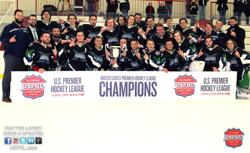 USP3 Division: Florida Jr. Blades Cap Record Season With USPHL Title