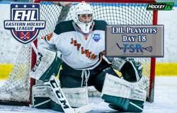 2017 EHL Playoffs — DAY 18