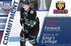 Green Commits to King's College