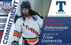 Hinderliter Commits to Trine University