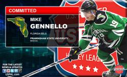 Florida Eels' Mike Gennello Makes NCAA DIII Commitment Framingham State University