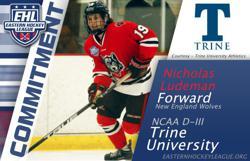 Ludeman Commits to Trine University