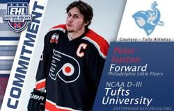Hatton Commits to Tufts University