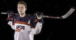 Brady Tkachuk Keeps Under-18s Loose and Entertained