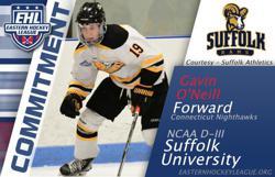 O'Neill Commits to Suffolk University