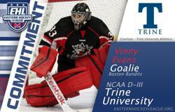 Evans Commits to Trine University
