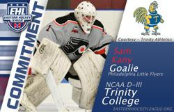 Kany Commits to Trinity College