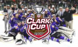 2017 Clark Cup Conference Finals Dates Announced