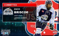 Jersey Hitmen Elite's  Zach Briscoe Commits to NCAA Lawrence University