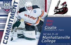 Vail Commits to Manhattanville College