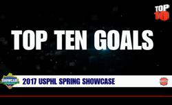 Top 10 Goals at the 2017 USPHL Spring Showcase Released