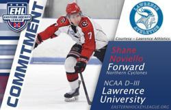 Noviello Commits to Lawrence University