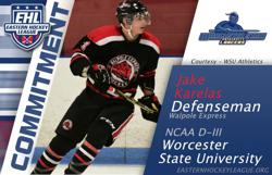 Karelas Commits to Worcester State