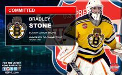 Junior Bruins' Bradley Stone Commits to NCAA DI UCONN