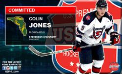 Florida Eels Colin Jones Commits to Stevenson University