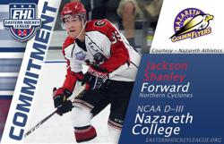 Shanley Commits to Nazareth College