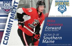 Taormina Commits to Southern Maine