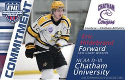 Hildebrand Commits to Chatham University