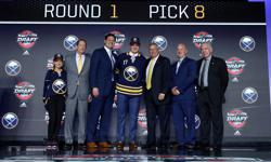 Seven USHL Players Selected in First Round of 2017 NHL Draft.