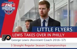 Lewis Named Head Coach of the Little Flyers