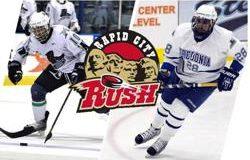 Florida Jr. Blades Alumni Update: Marcus Ortiz Goes From DIII to ECHL