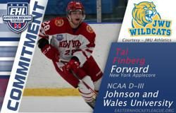 Finberg Commits to Johnson and Wales