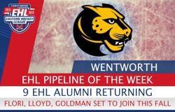 EHL Pipeline of the Week – Wentworth