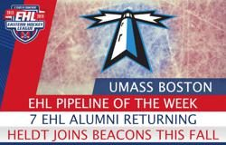 EHL Pipeline of the Week – UMass Boston