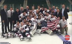 Front Office Staff Spends Summer Serving USA Hockey