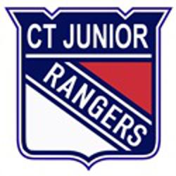 The Connecticut Jr. Rangers Sweep Their Home Opening Weekend Of NCDC Play Against Boston Jr Bruins