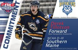 Tillotson Commits to Southern Maine