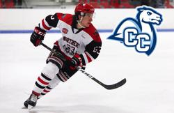Northern Cyclones NCDC Forward, Anthony Quatieri Commits to Connecticut College