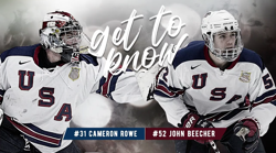 Get to Know: Cameron Rowe and John Beecher (Video)