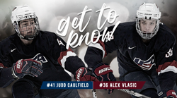 Get to Know: Judd Caulfield & Alex Vlasic (Video)