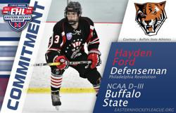 Ford Commits to Buffalo State