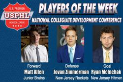 NCDC Players Of The Week: Sept. 19