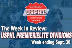 This Week In The USPHL: Premier/Elite Divisions